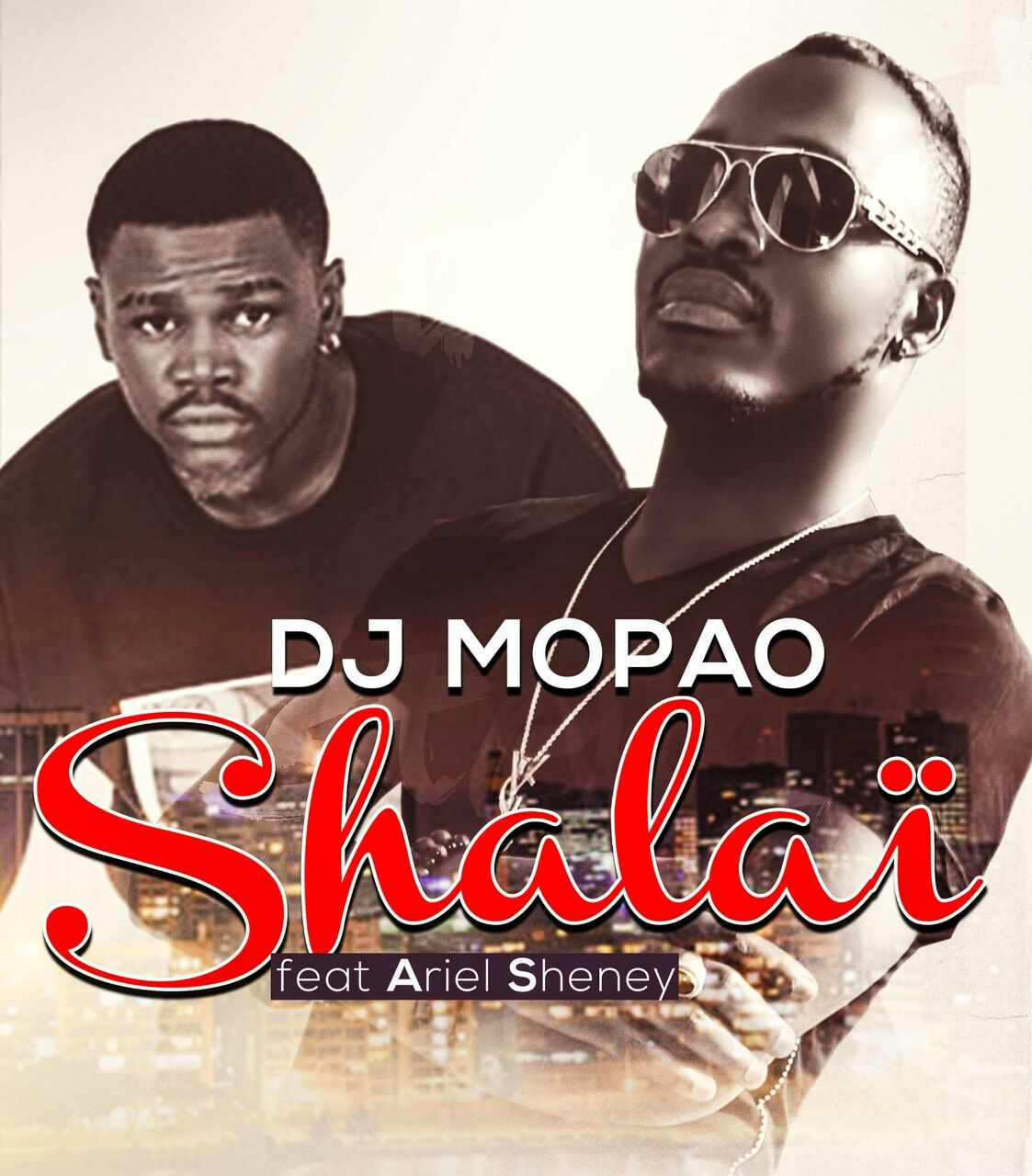 Dj Mopao feat Ariel Sheney Nouveau single