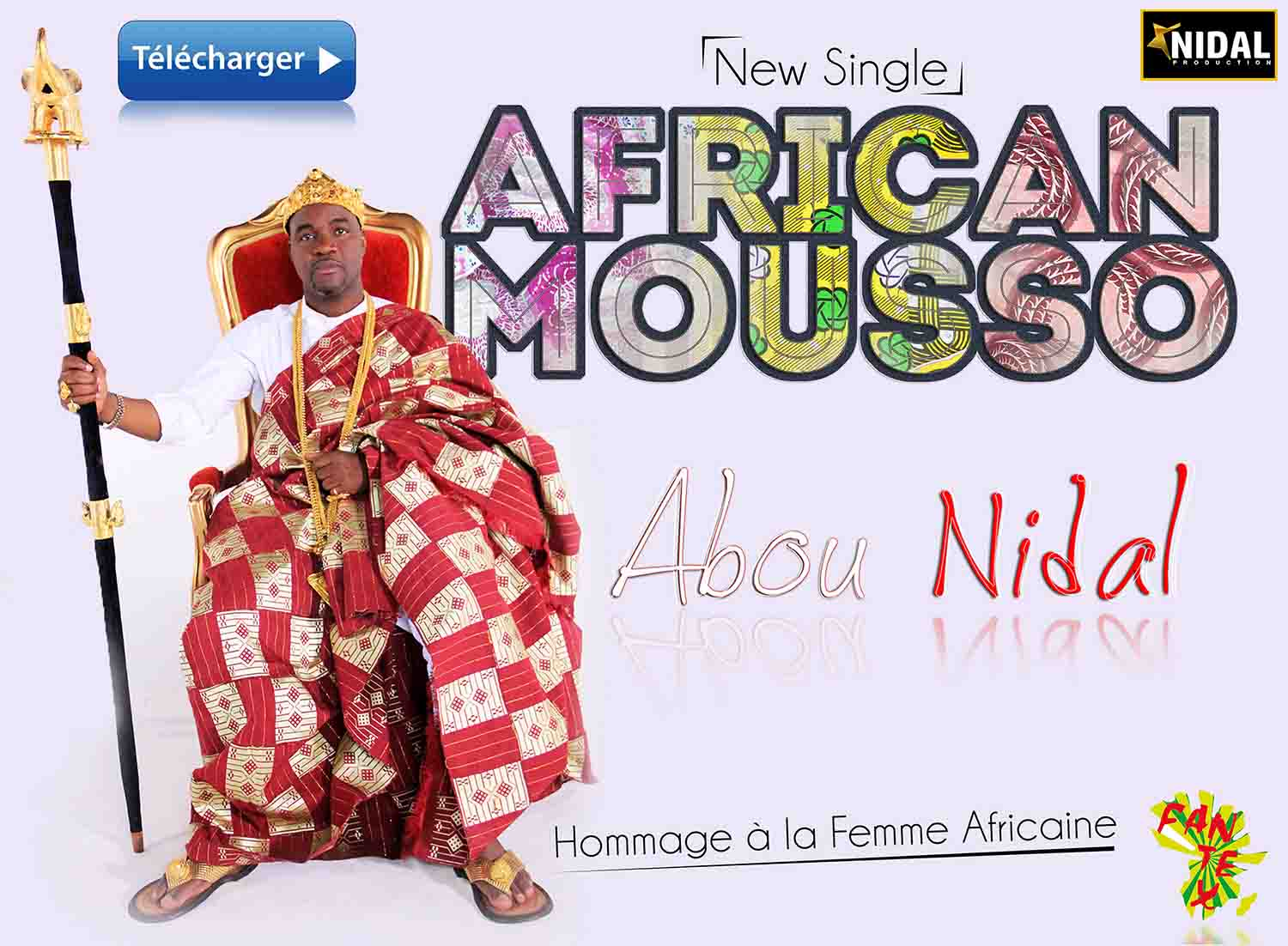 Abou Nidal - African Mousso