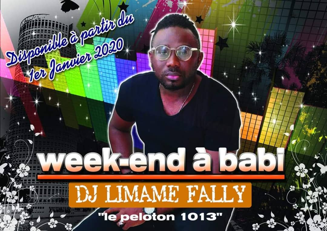 Dj Limame Fally - Weekend a babi